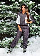 Стильный женский спортивный костюм на байке