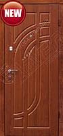"""Двери с МДФ """"АБВЕР"""" - модель ИДИЛИЯ, фото 1"""