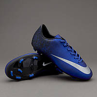 Бутсы детские Nike JR Mercurial Victory FG CR7 684848-404 (Оригинал)