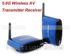 Передача видео и аудио на расстоянии 5.8GHz (без проводов) IS-2