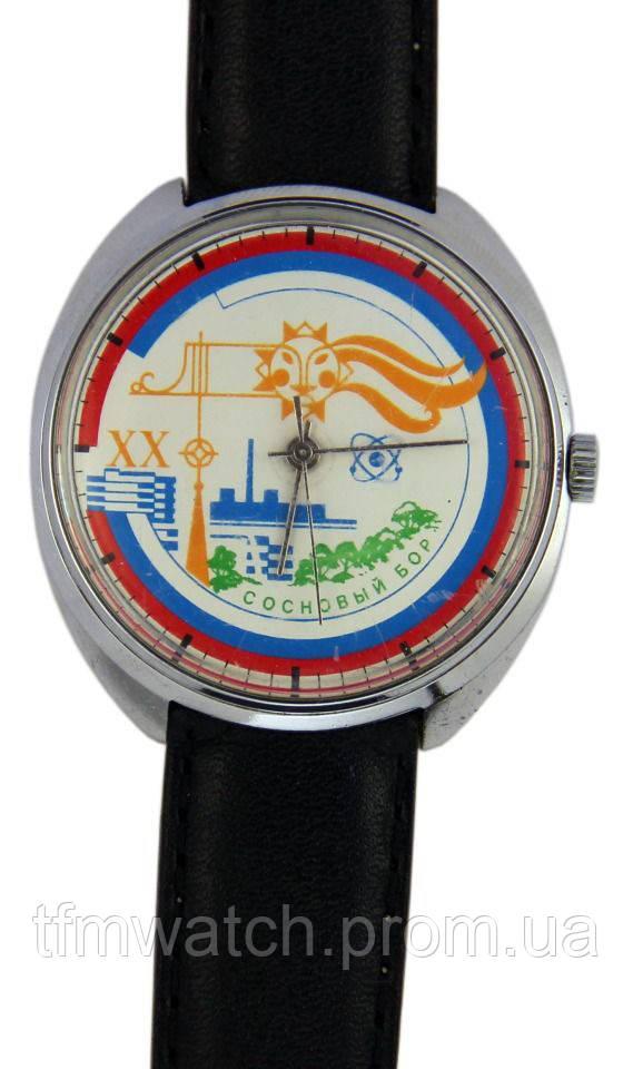 Ракета Сосновый Бор механические часы