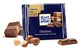 Шоколад Ritter Sport Praline (Риттер Спорт с пралине), 100 г, фото 2