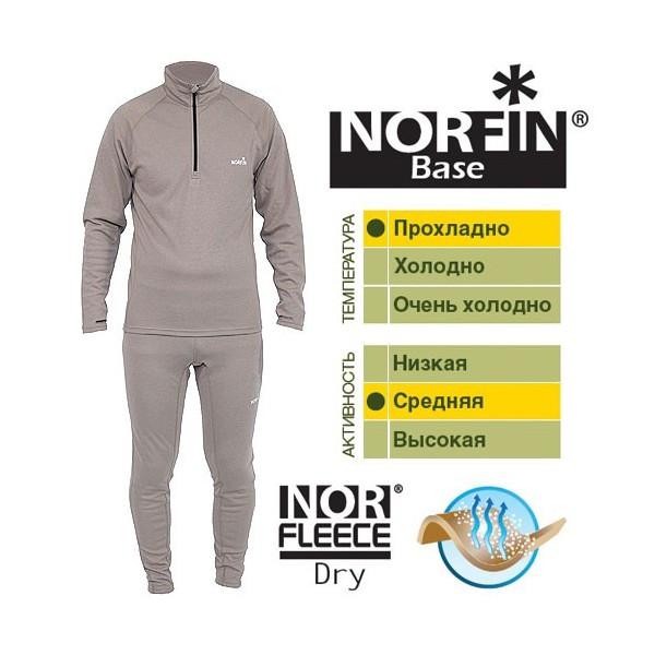 Термобелье NORFIN HUNTING BASE - «Меридиан» интернет-магазин в Одесской области