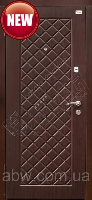 """Двери с МДФ """"АБВЕР"""" - модель ГАБРИЭЛЛА"""