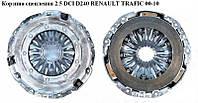 Корзина сцепления 2.5 DCI D240 RENAULT TRAFIC 00-14 (РЕНО ТРАФИК)