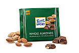 Шоколад Ritter Sport Whole Almonds (Риттер Спорт с миндалем), 100 г, фото 4