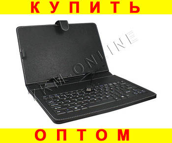 Чехол с клавиатурой для планшета 9 microUSB D100