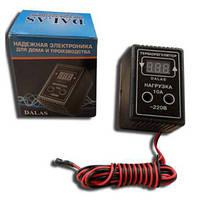 Терморегулятор цифровой для инкубатора  DALAS 2200 Вт