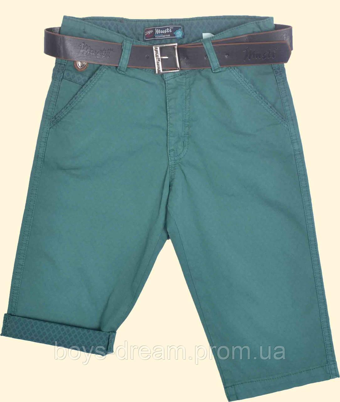 Бриджи, шорты для мальчика (152-176)(Турция)