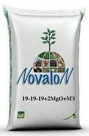 Микроудобрение Новалон 19-19-19+2MgO+1,5S+МE  (25кг)