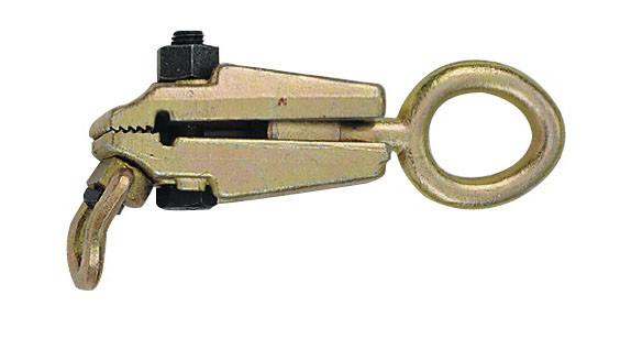 Зажим двунаправленный для кузовных работ (2 и 5 т) FORCE 62502