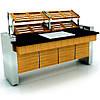 Фуршетний модуль для хлібобулочних виробів INOKSAN (Туреччина)