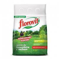 Флоровит удобрение для газона 1 кг