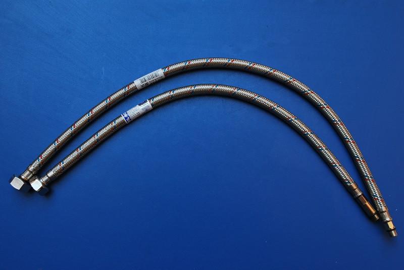 Шланги Mateu Fil-nox M10x1/2 80 см
