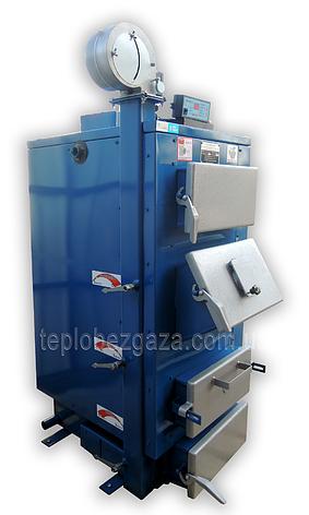 Твердотопливный котёл длительного горения «WICHLACZ» модель GK-1 мощность 25 кВт, отапливаемая площадь 200 м2 , фото 2