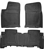 Полиуретановые коврики для Lexus GX 460 2009- (AVTO-GUMM)