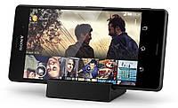 Док-станция Sony DK48 для Sony Xperia Z3 / Z3 Compact Black, фото 1