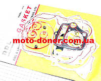 """Прокладки двигателя  к-кт для мопеда 110cc Active """"красная нить"""""""