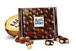 Шоколад Ritter Sport Dark Whole Hazelnuts (Риттер Спорт с фундуком), 100 г, фото 2