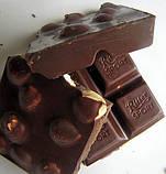 Шоколад Ritter Sport Dark Whole Hazelnuts (Риттер Спорт с фундуком), 100 г, фото 3