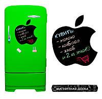 Магнитная доска на холодильник Яблоко