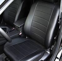 Авточехлы полностью экокожа для Audi A-3 2013- г.