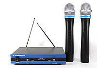 Радиомикрофоны SENNHEISER EW-100 G2. 2 радиомикрофона. Чистый звук.