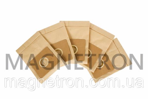 Мешок бумажный (5шт) для пылесосов Zanussi 1840P 9002561109, фото 2
