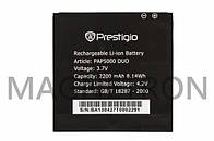 Аккумуляторная батарея PAP5000 Li-ion к мобильному телефону Prestigio 2200mAh