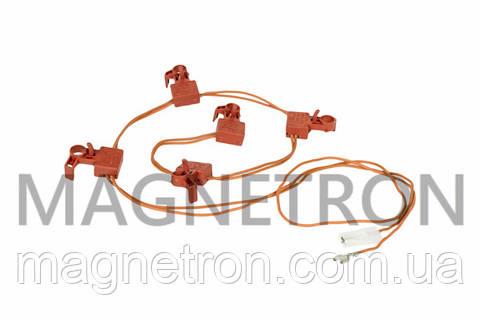 Микровыключатели блока поджига для варочных панелей Gorenje 305645