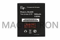 Аккумуляторная батарея BL6409 Li-ion к мобильному телефону Fly 1600mAh