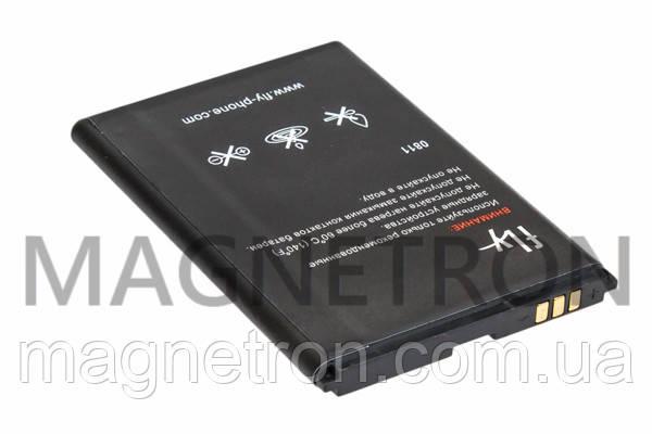Аккумуляторная батарея BL4237 Li-ion для мобильных телефонов Fly 1800mAh, фото 2