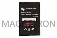 Аккумуляторная батарея BL8001 Li-ion для мобильных телефонов Fly 1500mAh
