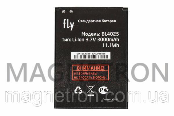 Аккумуляторная батарея BL4025 Li-ion к мобильному телефону Fly 3000mAh, фото 2