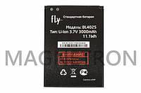 Аккумуляторная батарея BL4025 Li-ion к мобильному телефону Fly 3000mAh