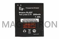 Аккумуляторная батарея BL4257 Li-ion к мобильному телефону Fly 2000mAh