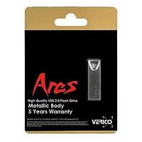 Флешка Verico USB 32Gb Ares Black