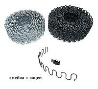 Пружина змейка 3,8мм ( зиг-заг )