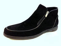 Ботинки мужские замшевые оптом, фото 1