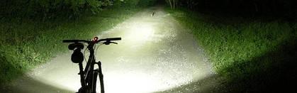 Велосипедные фары, фонари