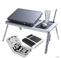 Портативный столик для ноутбука.