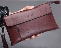 Клатч LDLS 1298-22 Brown