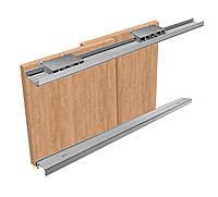 Valcomp IKAR 3/2700 Одноплоскостная раздвижная система для шкафа-купе