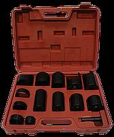 Комплект для снятия/установки шаровых опор универсальный HESHITOOLS HS-E3463