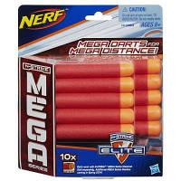 Игрушечное оружие Hasbro Nerf Мега 10 стрел (A4368)