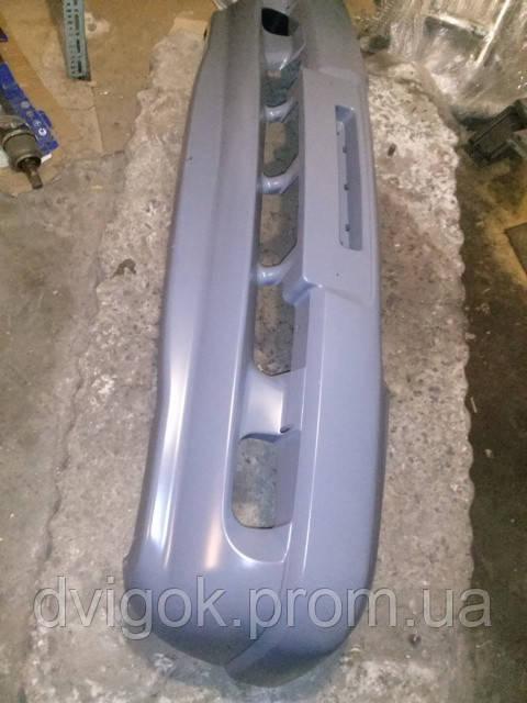 Бампер передний грунтованный Chevrolet Niva / Шевроле Нива / ВАЗ-2123