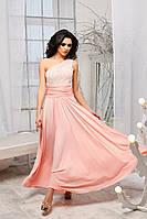 Выпускное платье в пол 200 (1058)