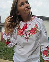 "Вышиванка для девочки ""Розария"", р.140-170"