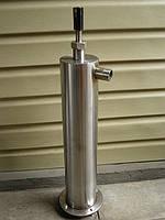 Ручной насос для скважины. Поршневой ручной насос (высота гильзы 400 мм, диаметр 89 мм)