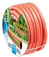 Шланг поливочный EVCI PLASTIC Радуга (SUNNY) - 1/2, 20м, армированный (36657)